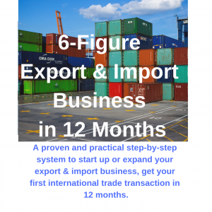 6-Figure Export & Import Business in 12 Months (Online Training)